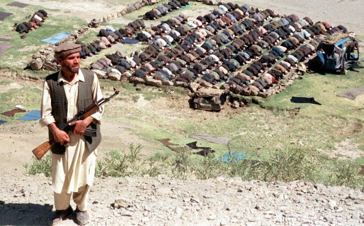 8000 штыков ИГ уже в Афгане