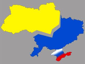 Украина разваливается на глазах
