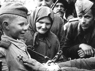 Дети войны - дети победы