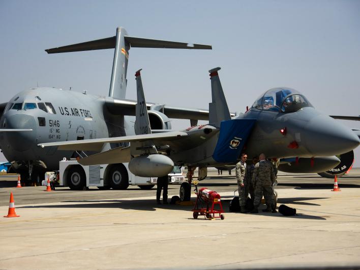 Откладывать новый этап войны США долго не могут