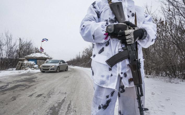 Обстановка в Донбассе продолжает обостряться