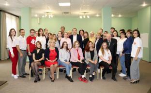 Юрий Афонин – слушателям ЦПУ: Работа с детьми – это важная часть стратегии развития страны