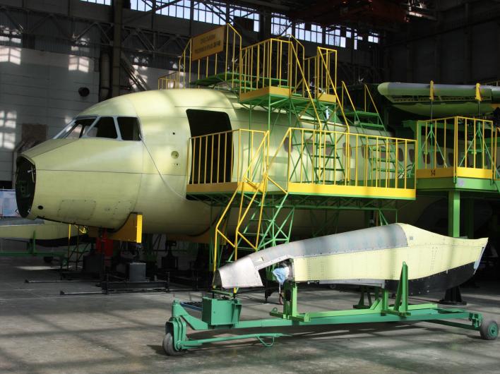 Хроники деградации: как банкротство Харьковского завода хоронит украинский авиапром