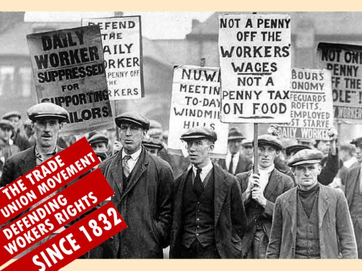 Профсоюзы готовят забастовку в Англии