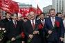Возложение цветов к могиле Юрия Гагарина (12.04.16)