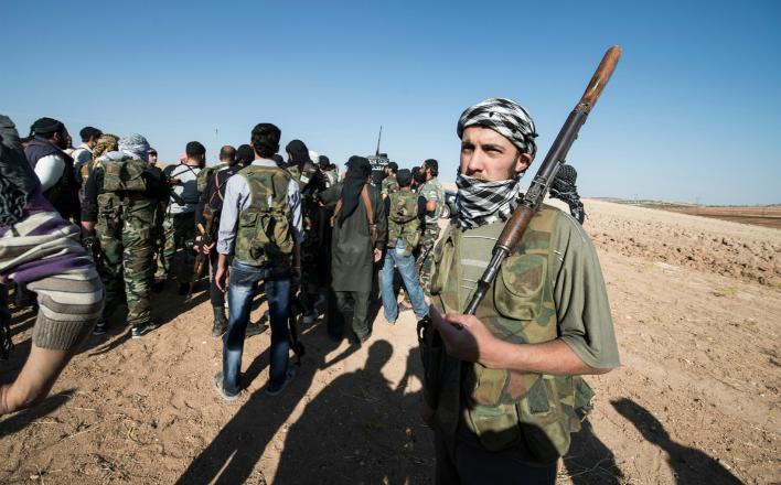 Война в Сирии разгорается по мере усиления сотрудничества России и США