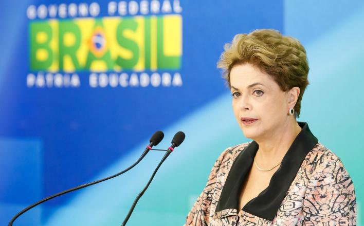Мы расцениваем происходящее в Бразилии, как попытку государственного переворота. Заявление Президиума ЦК КПРФ
