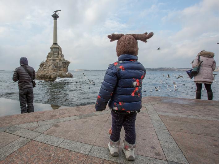 Проблемы Крыма – порождение половинчатой политики