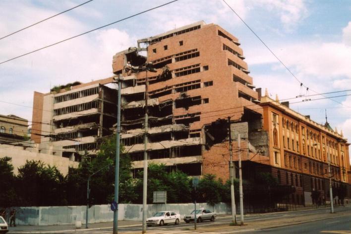 20 лет назад начались бомбардировки Югославии