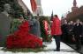 Возложение цветов к могиле И.В.Сталина (05.03.19)