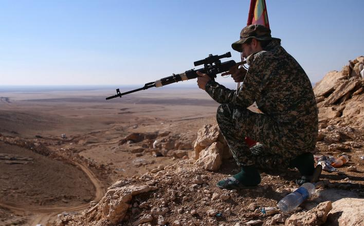 Перемирие в Сирии переросло в наступление боевиков