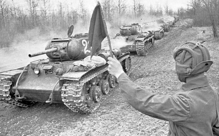 74-я годовщина Прохоровского сражения
