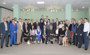 Юрий Афонин встретился со слушателями Центра политической учёбы ЦК КПРФ