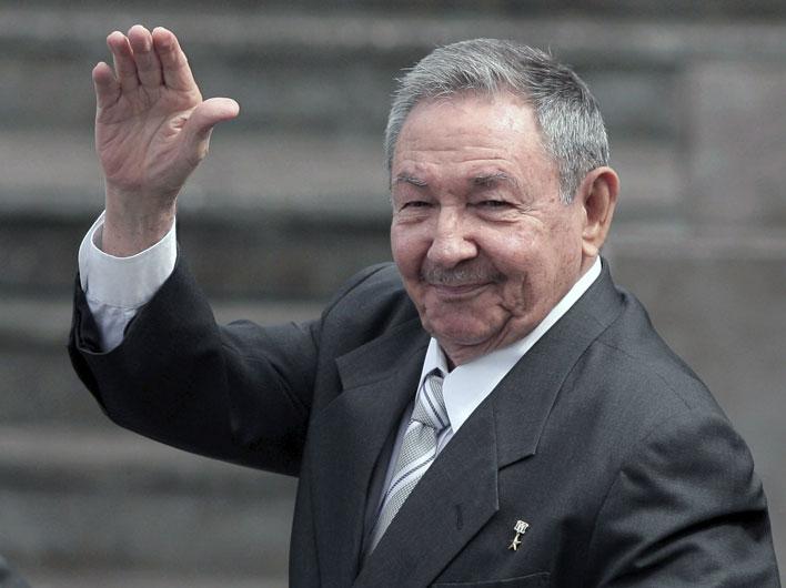 Рауль Кастро: «57-й год Революции»