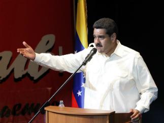 Руки прочь от России: венесуэльский президент Мадуро выступил в поддержку Москвы
