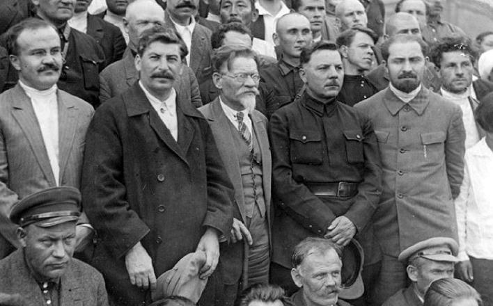 И.Сталин. Лидер ленинской партии