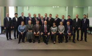 Руководители региональных партийных отделений прошли курс обучения в новом формате