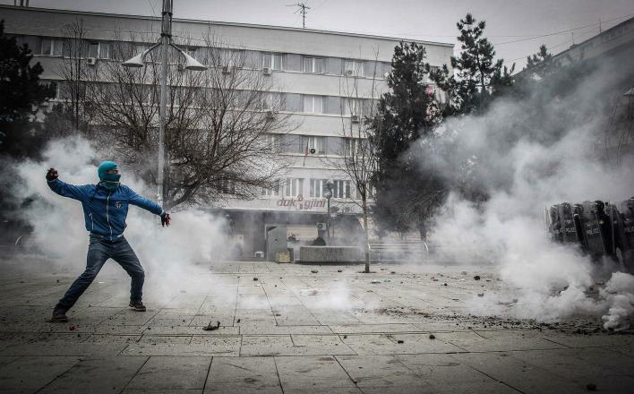 Кто и зачем взрывает Балканы?