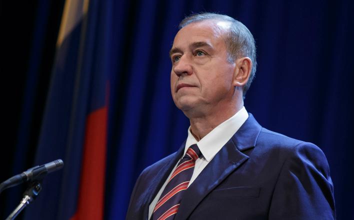 Послание Сергея Левченко о положении дел в Иркутской области