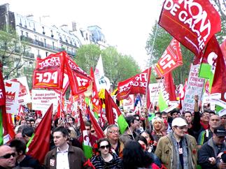 Франция: левые на марше!