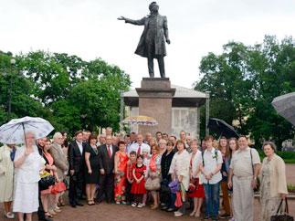 «Пушкин – имя России!»