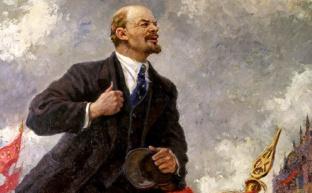Ленин — спаситель России и создатель Советского государства
