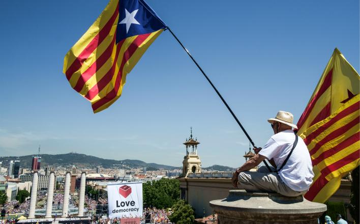 Каталония. Распад ЕС неизбежен