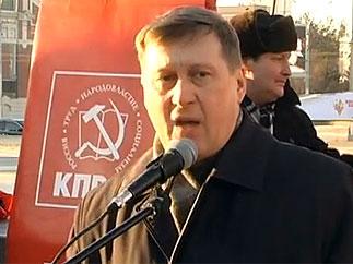 Трехтысячный митинг в Новосибирске потребовал выдвижения А.Локтя в мэры Новосибирска