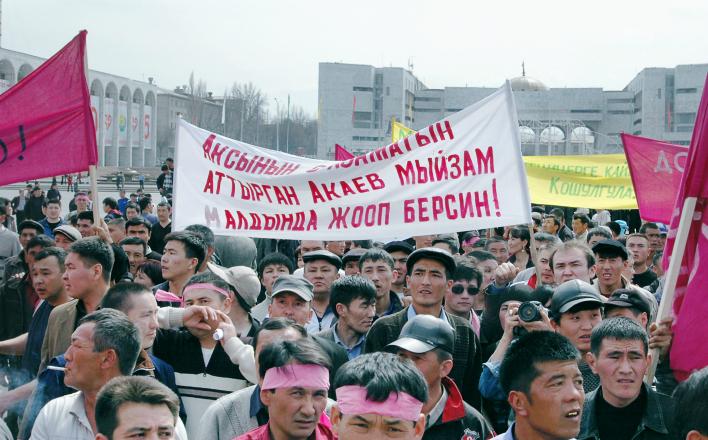 Усиление пропаганды США в Центральной Азии готовит почву для новых «цветных» революций