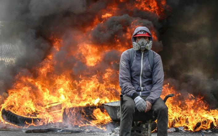 """ЦРУ готовят """"латиноамериканский майдан"""" в Венесуэле"""