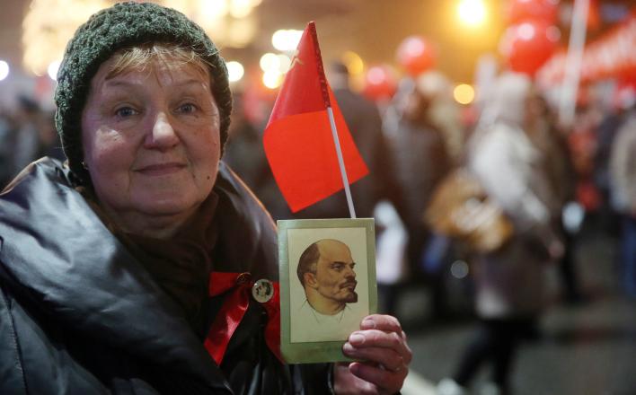 Россияне жалеют о распаде СССР
