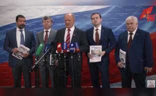 Г.А.Зюганов: Ленинско-сталинская модернизация позволила одолеть фашизм