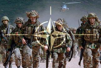 НАТО - эпицентр милитаризации международных отношений