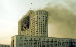 Кровавый октябрь 1993-го. Воспоминания очевидца