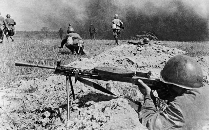 73-я годовщина победы в Орловско-Курской битве