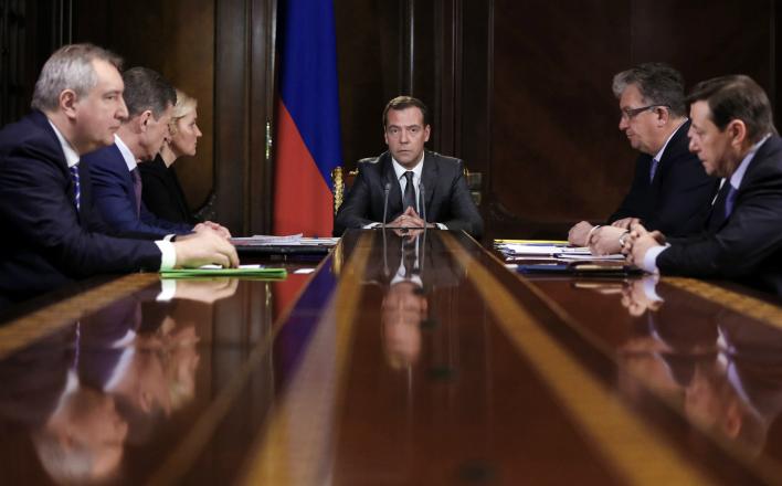 Премьер Медведев предложил очередную модернизацию
