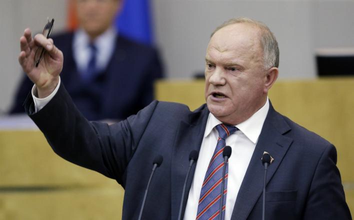 Г.А. Зюганов: Этот бюджет не решает ни одной проблемы, а усугубляет многие