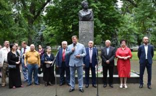 Во Владикавказе завершились «Пушкинские дни на Северном Кавказе» с участием В.И. Кашина